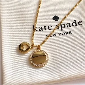 Kate Spade Charms Necklace